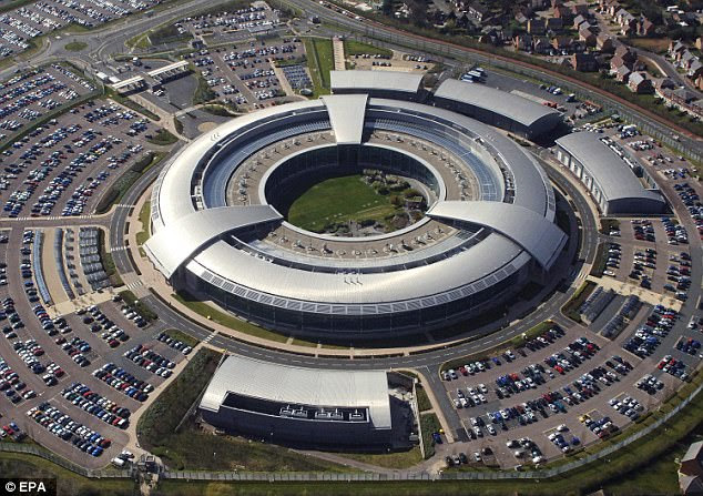 Ministers have demanded more 'diversity' in MI5, MI6 and GCHQ in Cheltenham (pictured)because, they say, women can bring new skills to the fight against threats at home and abroad