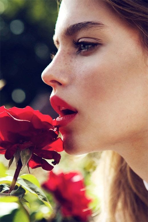 Le Fashion Blog Summer Beauty Inspiration Freckles Red Lipstick Elle China Editorial August Arrow Of Cupid Model Tiera Dyck Photographer Michelle Du Xuan photo Le-Fashion-Blog-Summer-Beauty-Inspiration-Freckles-Red-Lipstick-Elle-China-Editorial-Tiera-Dyck-Michelle-Du-Xuan.jpg