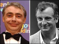 Eoin Colfer and Douglas Adams