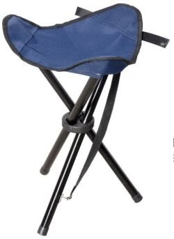 Buy Disc Golf Three Leg Folding Chair Stool Folding Camp