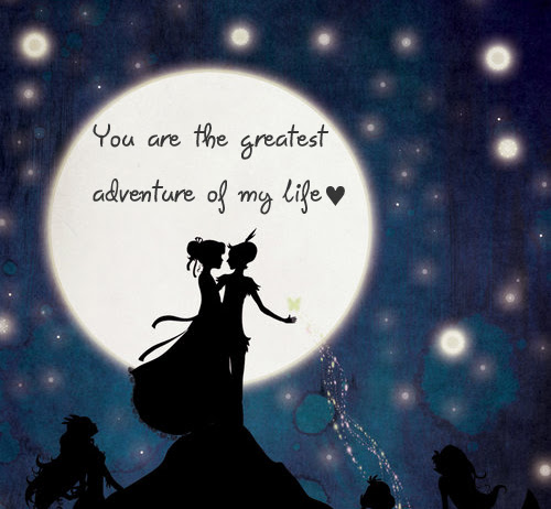 You Are The Greatest Adventure Of My Life Quotespicturescom