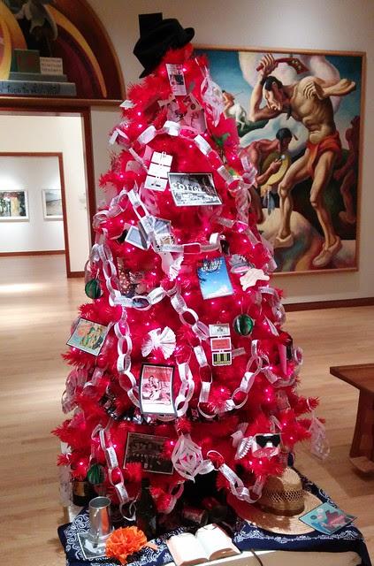 Jazz Age Christmas Tree
