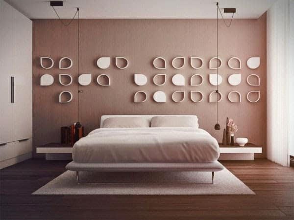 Stylish and Inspiring Bedroom Wall Decor Ideas ...
