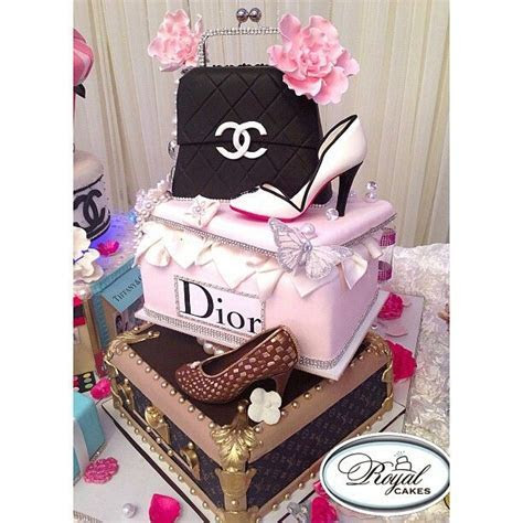 By royal cakes   Party   Pinterest   Chanel, Cakes and