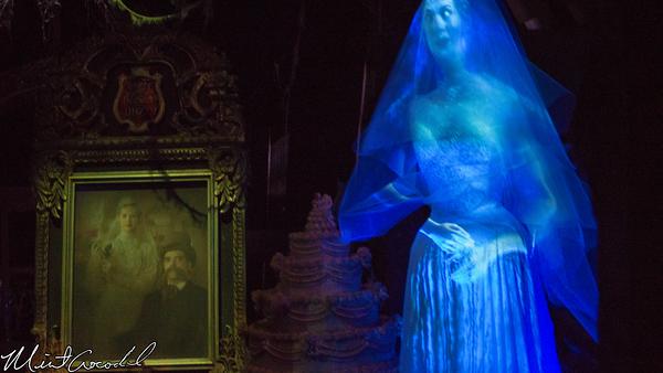Disneyland Resort, Disneyland, New Orleans Square, Haunted Mansion