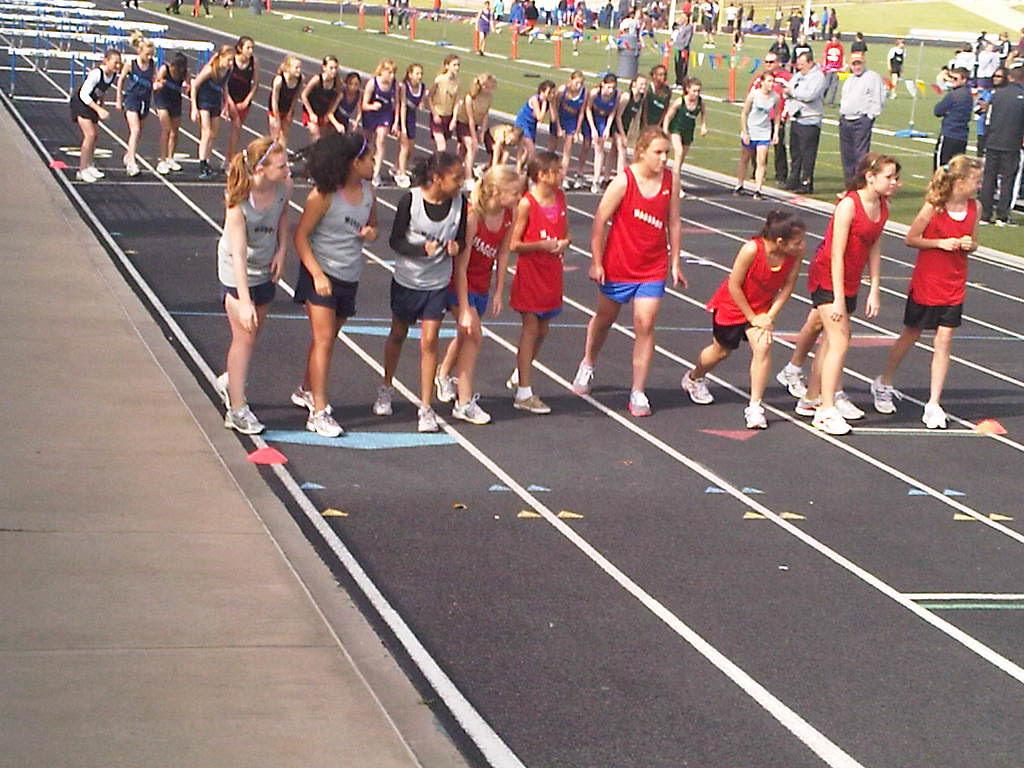 7th Grade Track