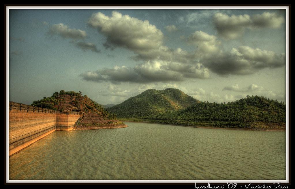 Vanivilas Dam