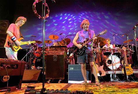 Grateful Dead: Grateful Dead Concert Reviews