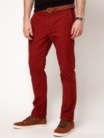 Lee 101 Chinos Slim Washed Cords