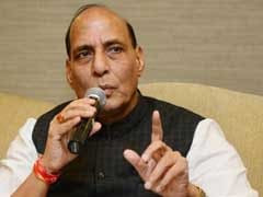 Enough Provisions To Handle Centre-State Dispute, Says Rajnath Singh