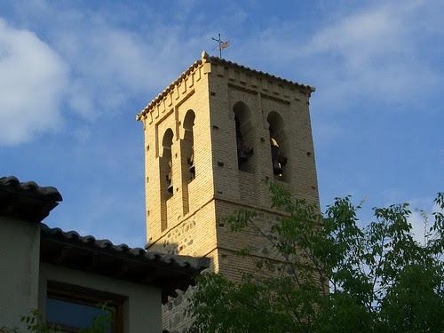 Iglesia de San Sebastián (Toledo) en 2009