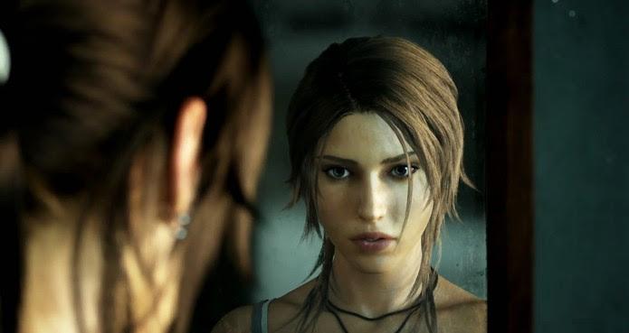 Lara Croft Reflections pode se tornar uma expansão para a história de Tomb Raider (Foto: Lara Croft Reflections pode se tornar uma expansão para a história de Tomb Raider)