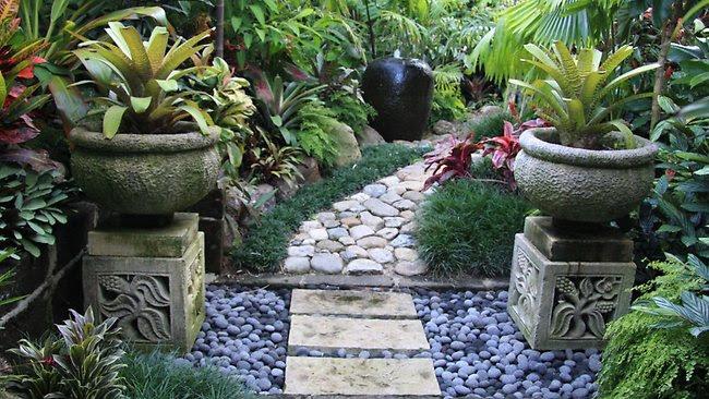 Tropical Garden Ideas Queensland Perfect Home And Garden Design