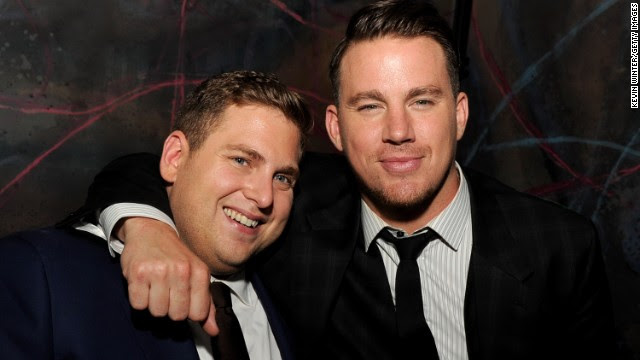 """Jonah Hill and Channing Tatum are a winning pair on and off the big screen. The """"21 Jump Street"""" co-stars and off-screen pals are reviving their bromance with the comedy """"22 Jump Street,"""" which opens June 13. Of their bond, Tatum told CNN, """"we just got really lucky."""" Here are a few more of our favorite male besties ..."""