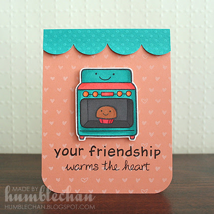 CHAN plusonefriendship