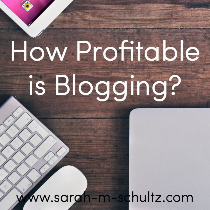 How Profitable is Blogging?