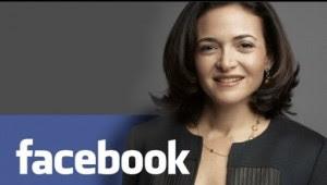 Sheryl Sandberg la numéro 2 de Facebook offre la moitié de sa fortune