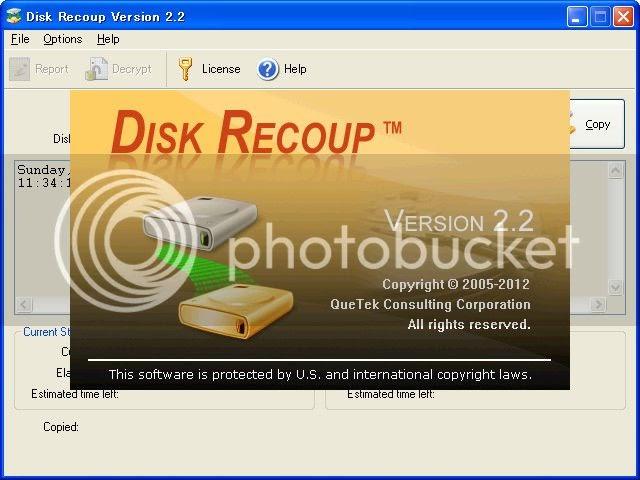 Disk recoup 2.2