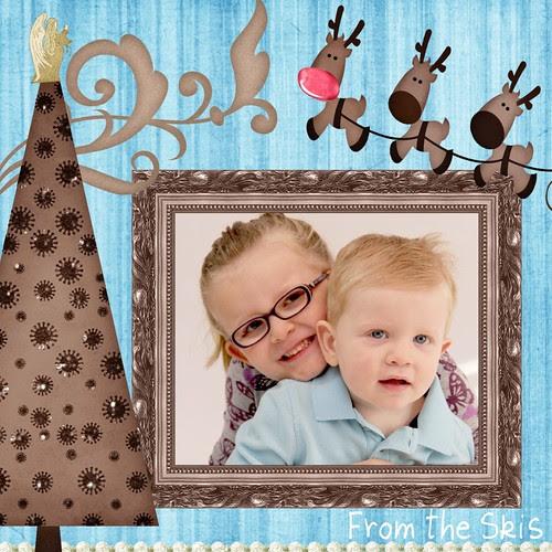 Ski Christmas Card 2011 (v2)