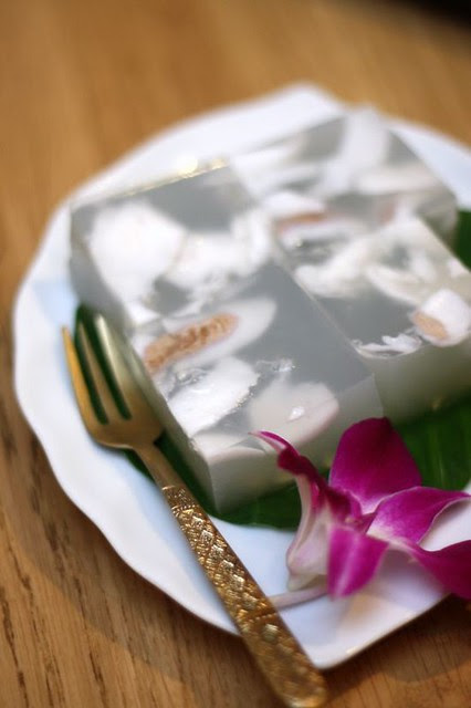 coconut jelly