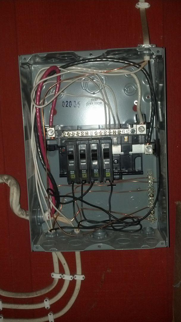 100 Amp Sub Panel Wiring Diagram