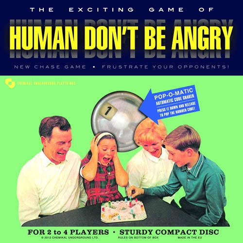 Human Dont Be Angry Human Dont Be Angry Cd Konkurrent