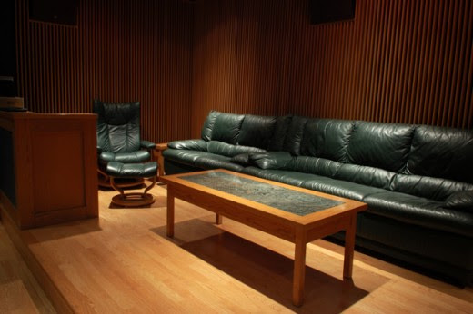 Comfortable Seating for the Media Room