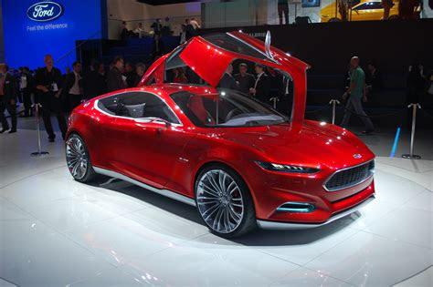 ford evos concept    frankfurt auto show