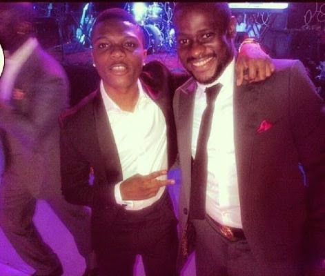 Wizkid And Manager Godwin Tom Part Ways