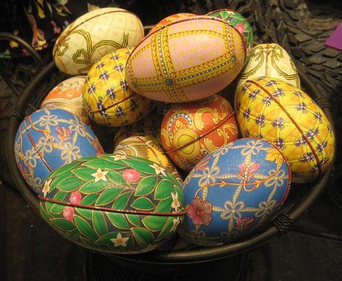 009 easter eggs