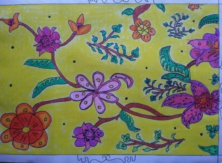 49 Gambar Flora Yang Mudah Untuk Digambar Inspirasi Baru