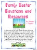 Fun Family Easter Devotions and Resources!