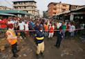 Families keep vigil at hospital as rescue at Nigerian school collapse ends