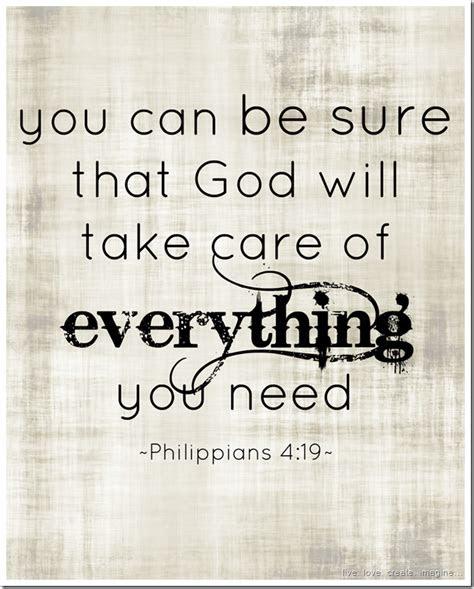 God Will Take Care You Quotes Nemetasaufgegabeltinfo