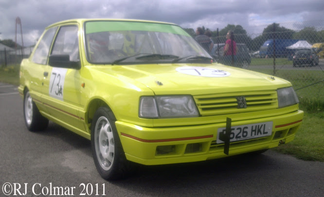 Peugeot 309 GTi,