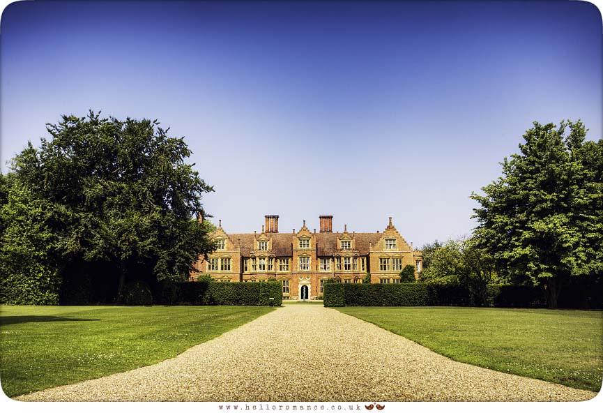 Venue Photo, Haughley House, Park House - Suffolk Haughley Park Barn Wedding Photography - www.helloromance.co.uk