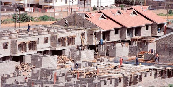 Kenya housing backlog