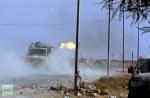 Mercenaries from Misrata shoot Bani Walid with heavy artillery ammunition, at random, on homes and population – I mercenari di Misrata sparano su Bani Walid con munizioni d'artiglieria pesante, a casaccio, su case e popolazione