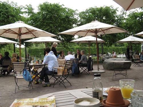 Park Café, Kadriorg, Tallinn