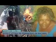 Idosa é vítima de feminicídio em Bacabal