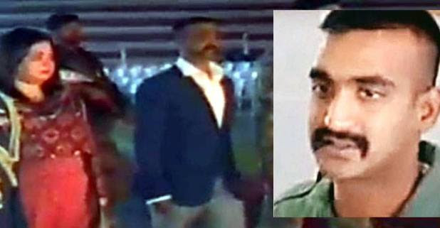 Historic moment for Nation, Abhinandan to WC Abhinandan for bravery he produce Infront of the World