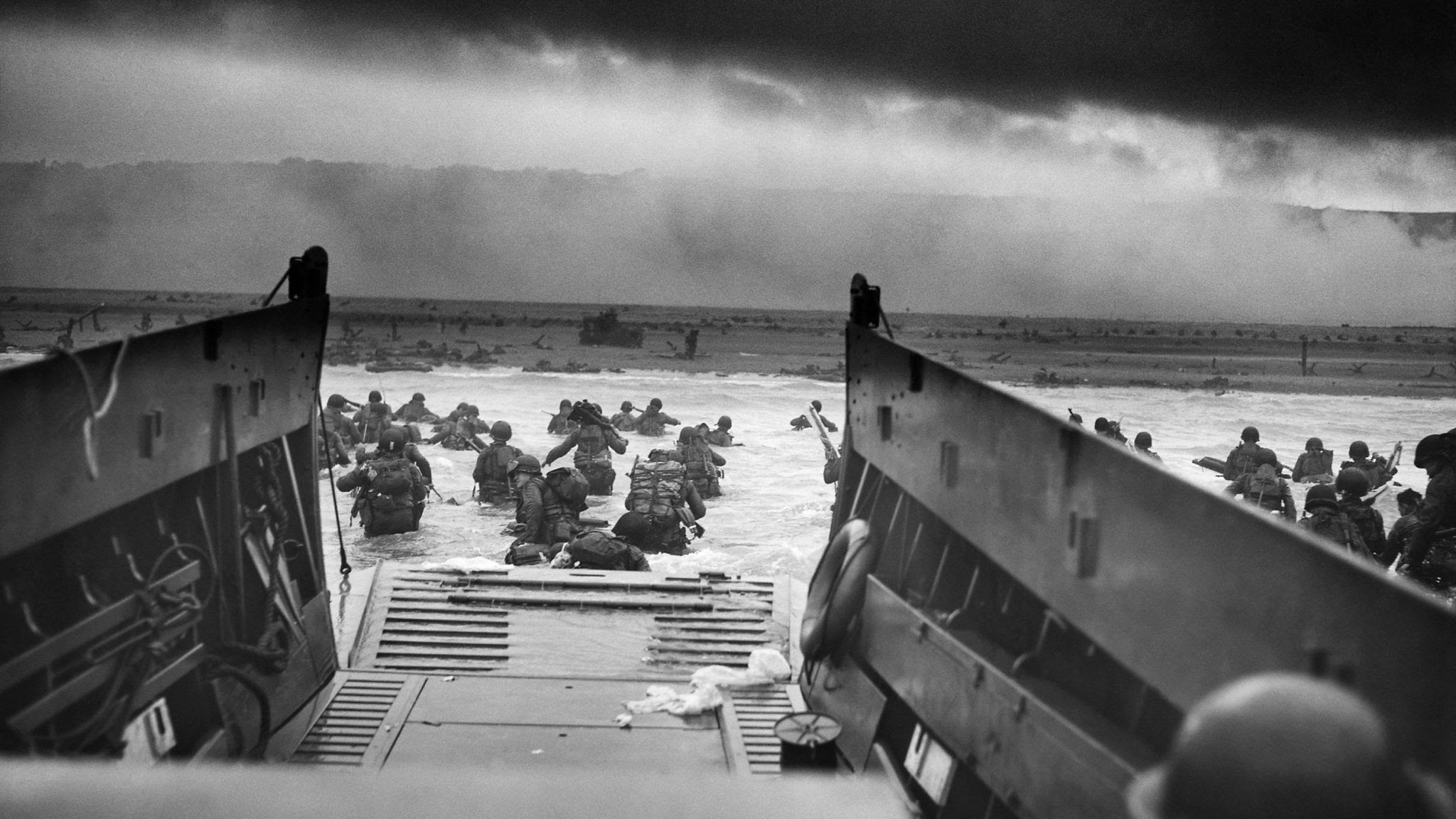 D-Day 1944 Planning Operation Overlord World War II