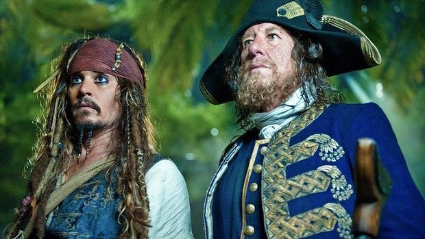 The fifth Pirates of the Caribbean movie will be filmed in Queensland.