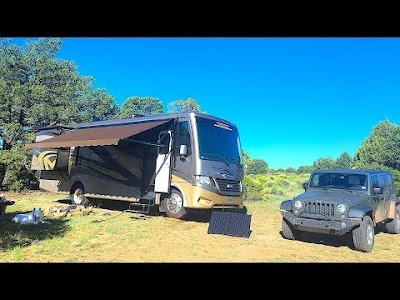 We're the Russos: Grand Canyon's Mather Campground, RV Show Survival Guide, Best Campgrounds & More