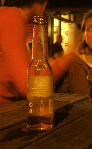 bottle - no flash