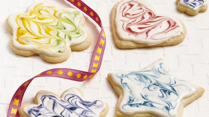 Mix-Easy Rolled Sugar Cookies made with cake mix