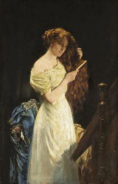 Thomas Benjamin Kennington (1856-1916) - The Glory of Womanhood