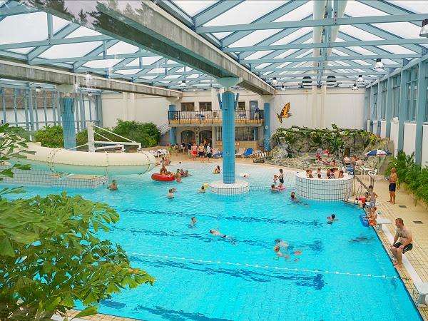 Beekse Bergen Zwembad.Frami Fantasy Beekse Bergen 2016