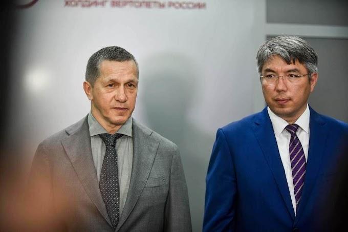 Глава Бурятии возглавил рейтинг губернаторов ДФО