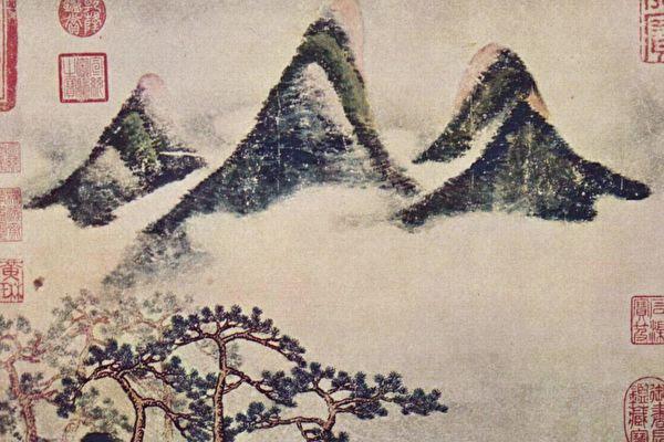 Antik çin Hikayeleri Kayısı Ormanında Yürüyüş Kayısı Ormanı